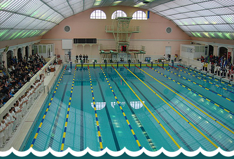 «ЦСК», бассейн