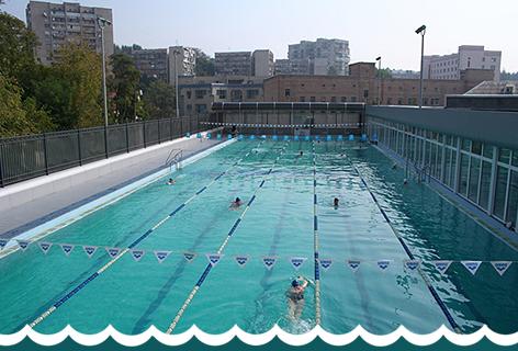 «Юность», бассейн