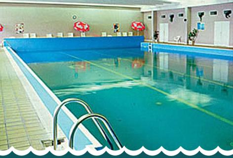 «Олимп», бассейн
