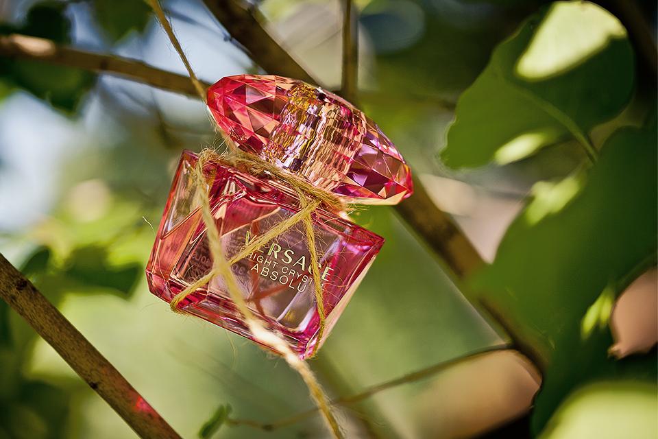 Versace, Bright Crystal Absolu, духи, женские, парфюм