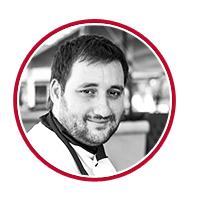 Игорь Дыка, шеф-повар, Wine City Grill