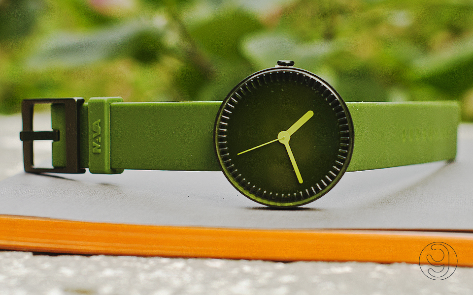 Bottle Watch Green