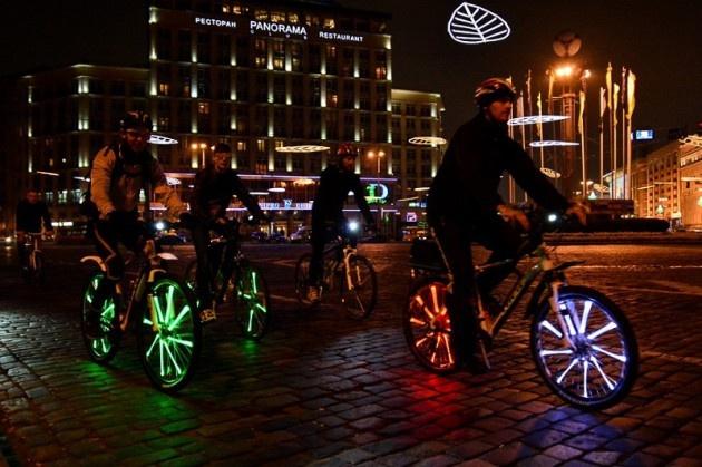 Киев, веломаршрут, велоэкскурсии
