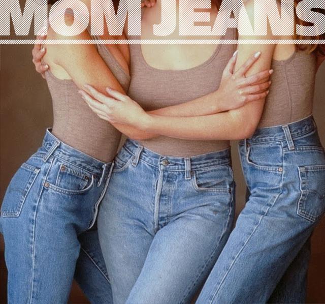 Что такое MOM-JEANS?