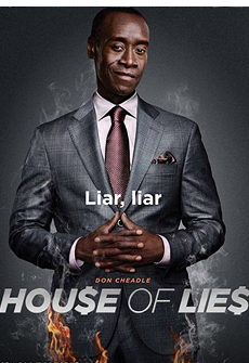 House of Lies, Обитель лжи, сериал