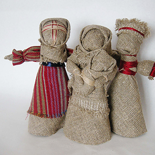 мотанки, сувениры