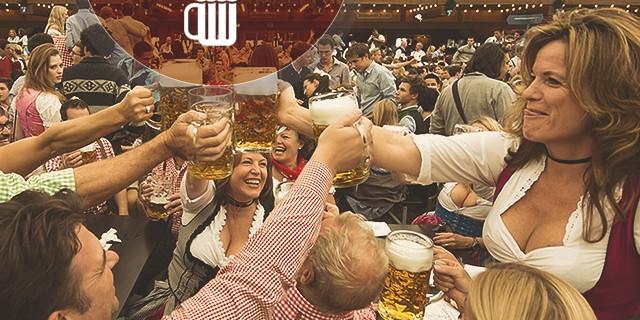 Октоберфест: пиво, октябрь, Киев