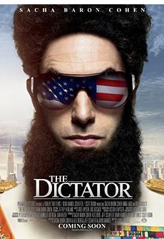 Диктатор, The Dictator