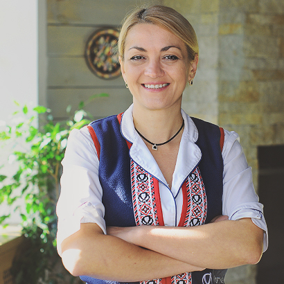 Вера Перепеченко, шеф-повар, ресторан, «Разгуляево»