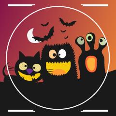 #Мамаслет....Самая зловещая вечеринка года, Halloween
