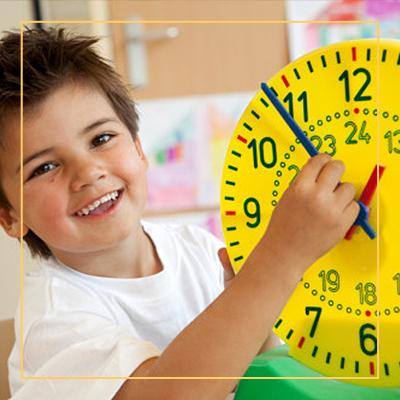 Вебинар «Дети и тайм-менеджмент, или Как научить детей управлять временем?»