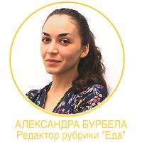 Александра Бурбела