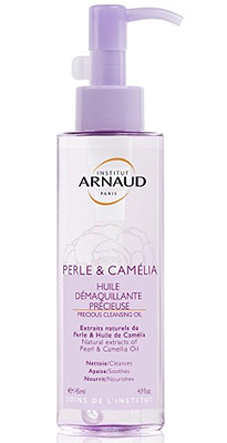 Arnaud Huile Demaquillante Precieuse Precious cleansing oil, Institute Arnaud