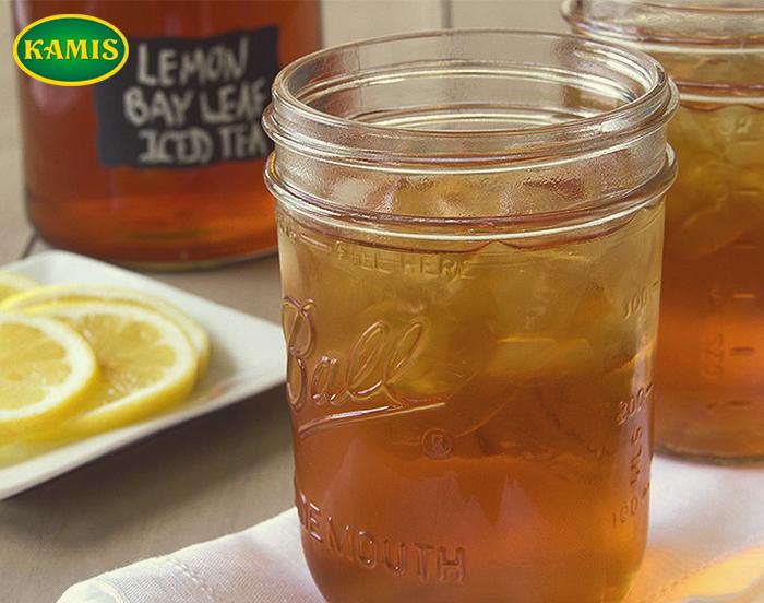 Лимонный чай с лавровым листом, Kamis