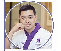 Денис Цой, шеф суши-бара, Сумосан