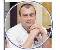 Вадим Степаненко, шеф кухни, Сумосан