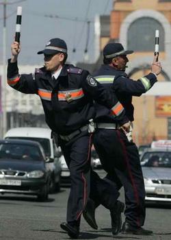 ГАИ, Киев, забастовка, реформа МВД