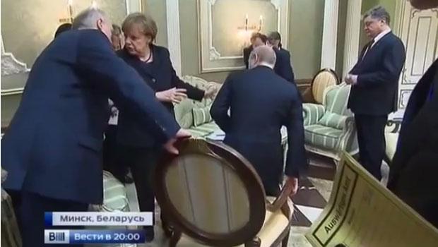 Лукашенко, Путин, Меркель, Олланд,Порошенко,Минск, Нормандская четверка