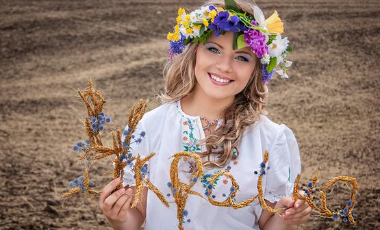 Самые красивые девушки в Киеве!