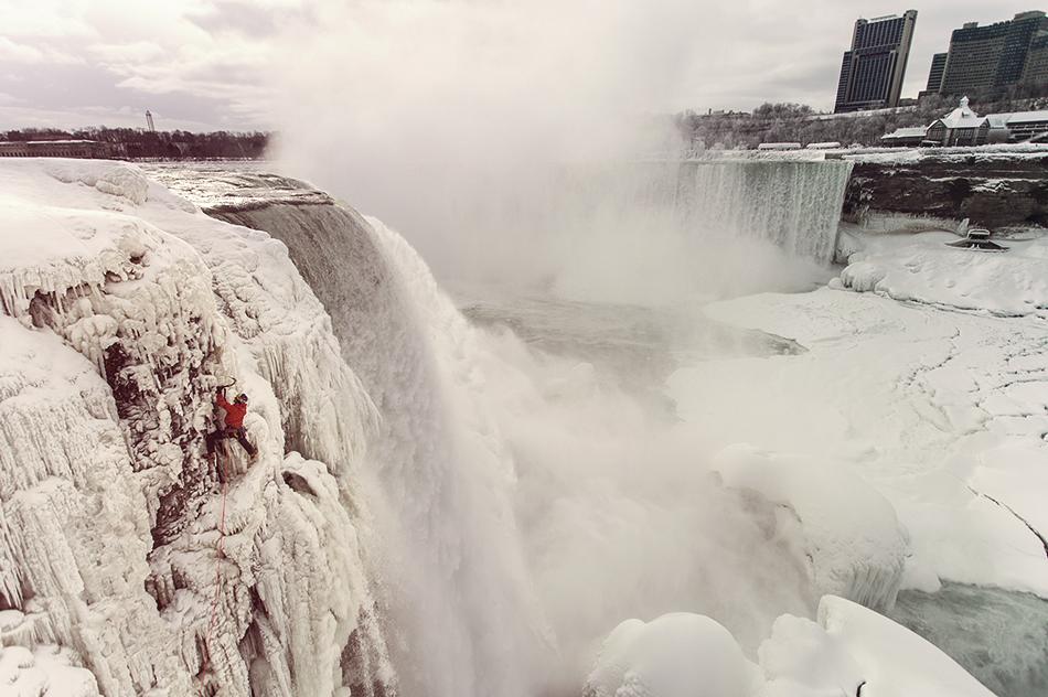 iceclimbing, ледолазание