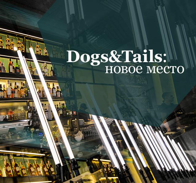 Dogs&Tails: новый гастро-тренд от создателей Milk Bar