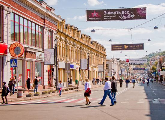 В Киевсовете обещают и в дальнейшем освобождать улицы города от рекламы