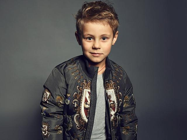 Шестилетний сын Тины Кароль