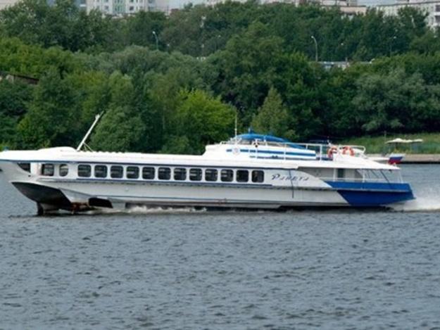Также планируется запустить рейс Киев-Вышгород