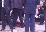 В Олеся Бузину стреляли несколько раз (фото/видео)