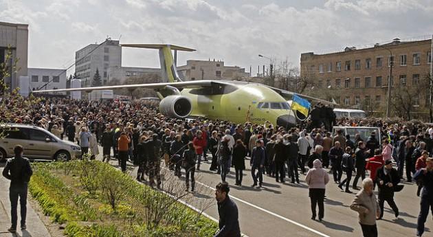 АН-178 передали на испытания