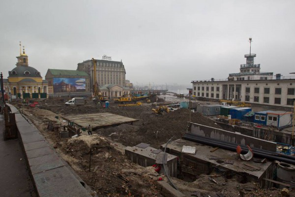 Застройщик ТРЦ готов выделить 20-25 млн грн
