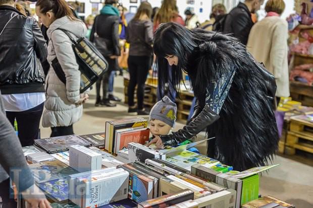 На литературном фестивале пройдет более 400 событий на протяжении 4-х дней