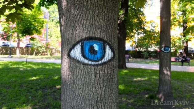 Идея проекта — привлечь внимание к проблемам природы