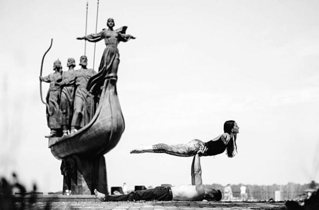 В Киеве проходит фотоконкурс