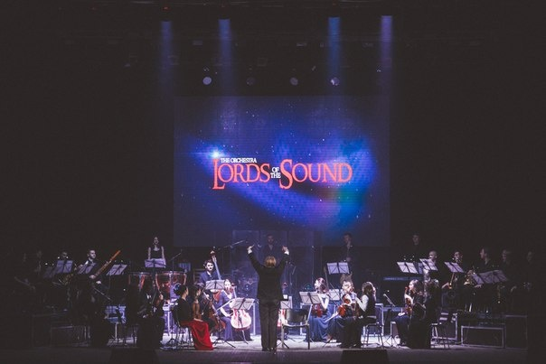 "Концерт киевского симфо-рок оркестра Lords of the Sound 10 июня во Дворце ""Украина"""