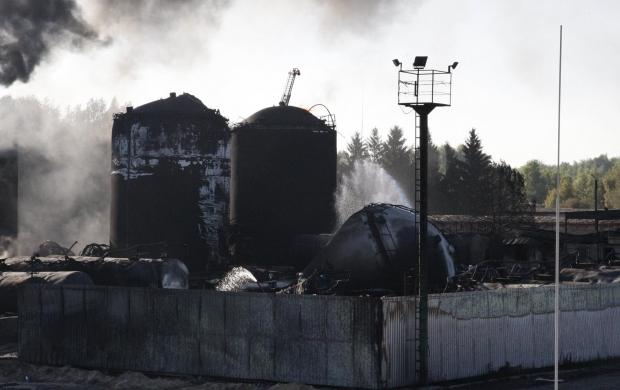 В результате пожара погибли 5 человек и около 20 пострадали