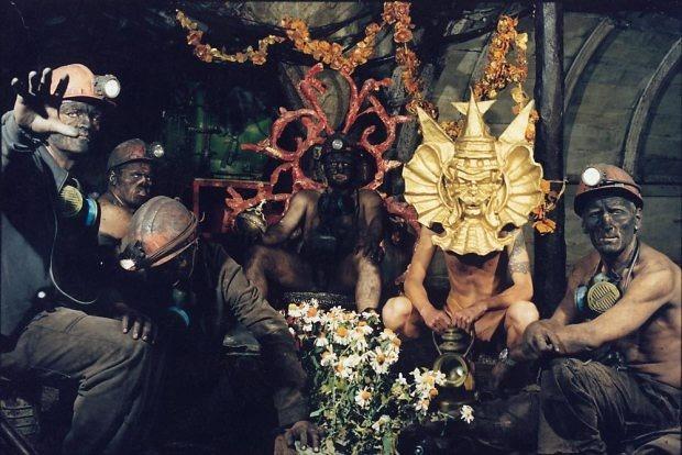 """Выставка """"На грани. Украинское искусство 1985-2004"""". Фото Арсена Савадова"""