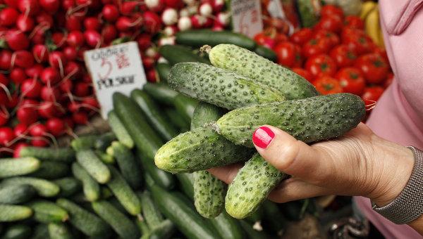 Ранее в столице отменили проведение продуктовых ярмарок в связи с жарой