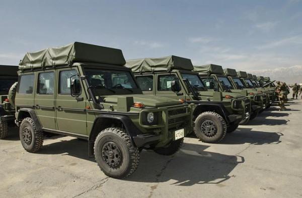 Из столичных предприятий на нужды АТО мобилизовано более 500 автомобилей