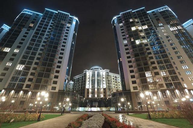 Также цены снизились и на жилье экономкласса