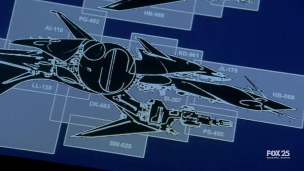Единственное изображение Кракена, добытое представителями Сопротивления.  Кто-то отдал свою жизнь за то, чтобы вы увидели это.