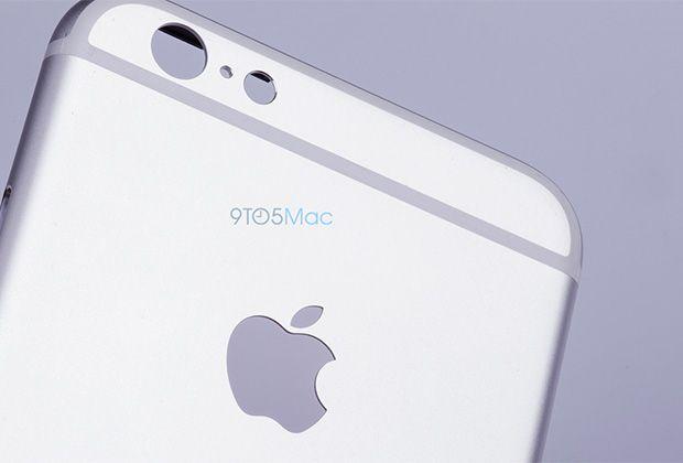 Задня панель Айфон 6S / 9to5Mac