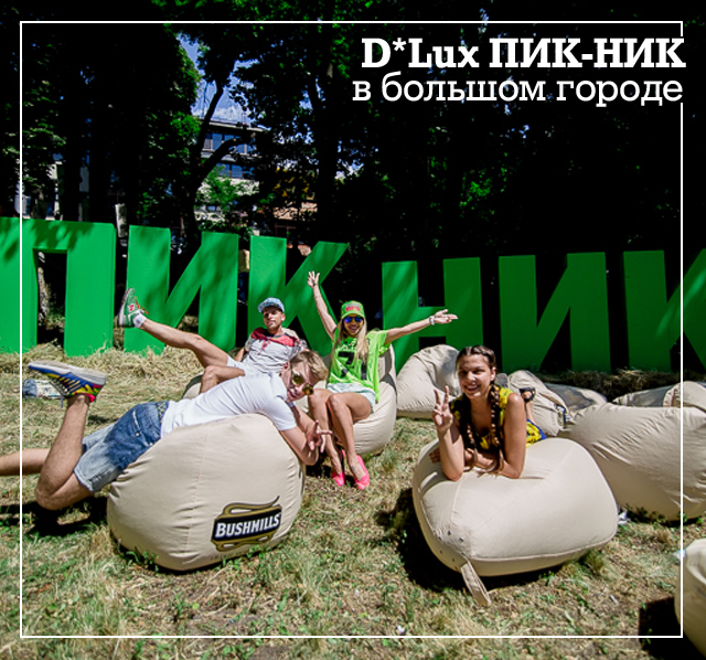 D*Lux Пик-Ник в большом городе
