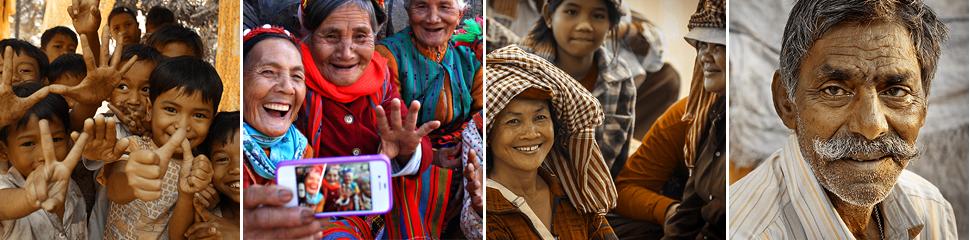 Cambodia, Камбоджа, люди