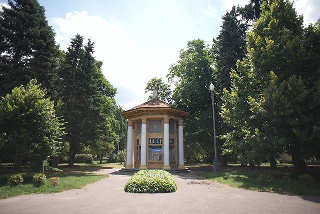На территории Выставочного центра открылся музей