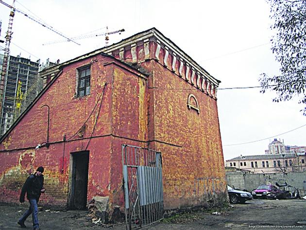 Тюремный замок на Печерске