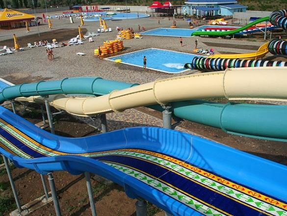 Аквапарк в Коблево. Фото: www.aquakoblevo.net