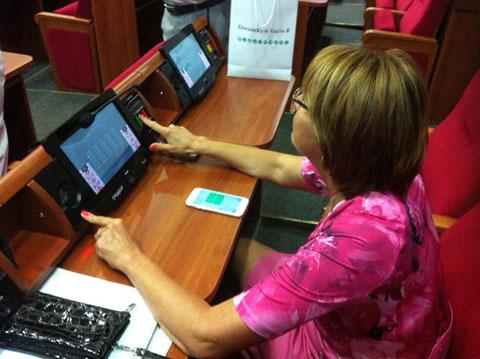 В Киевсовете установили новую систему голосования