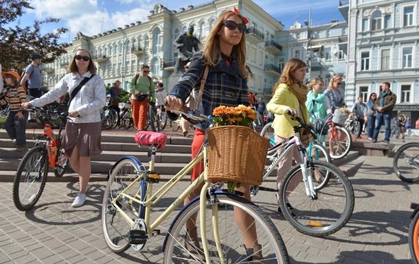 """22 сентября в Киеве пройдет """"День без авто"""""""