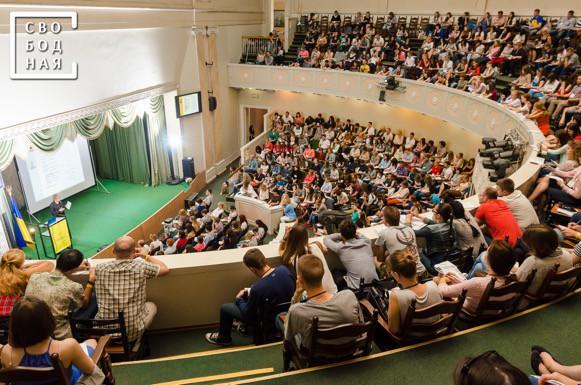 За четыре дня слушатель посетит более 30 лекций и практических занятий